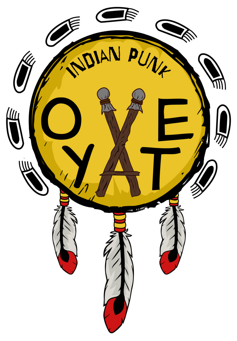 oyate indian punk